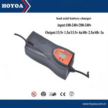 Digital LCD Li-ion/Polymer Battery Balance Charger 42V Electric Bike Battery Charger