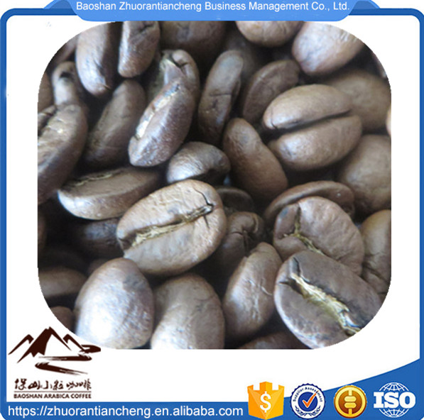 GradeAA Arabica roasted green coffee beans with best price