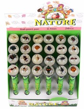 New REAL insect gift kids fancy pens