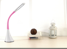 high efficiency led flexible hotel project table lamp