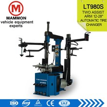 High Quality CE Certificate automatic tire changer 12-28'' with two arm
