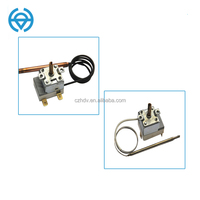China Mechanical Heat Press Thermostat With