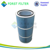 FORST Industrial PTFE Membrane Air Filter Dust Cartridge Manufacture