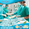 Alibaba China Disposable Hospital Gown Non Woven Fabric