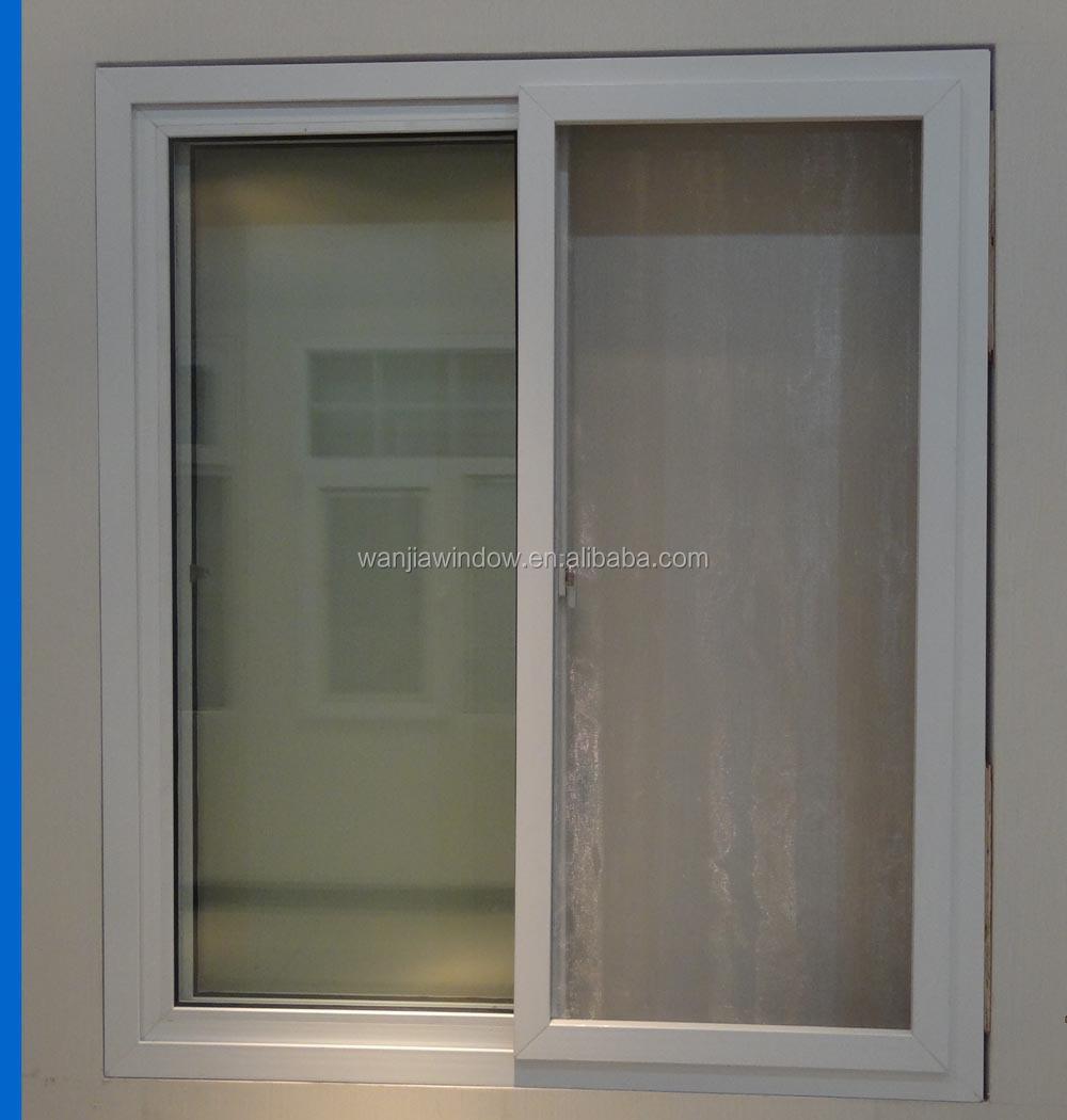 Good design sliding window mosquito netting buy good for Good window design