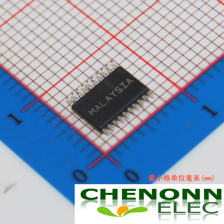 Free shipping DS1305EN+T&<strong>R</strong>/TSSOP-20 Embedded-IC200 <strong>100</strong>% New Original Brand