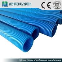 60 mm pu corrugated plastic hose