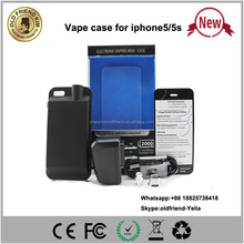 alibaba express wholesale vape case&vape case for iphone&vision vape case with high quality electronic cigarette