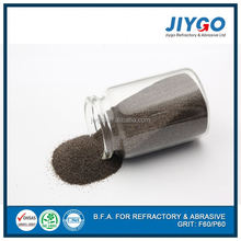 Synthetic corundum power/brown fused alumina for resin abrasives grinding wheels&cutting disc