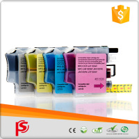 Compatible black inkjet cartridge LC123 for BROTHER DCP-J132W / J152W / J172W / J552DW / J752DW / J4110DW