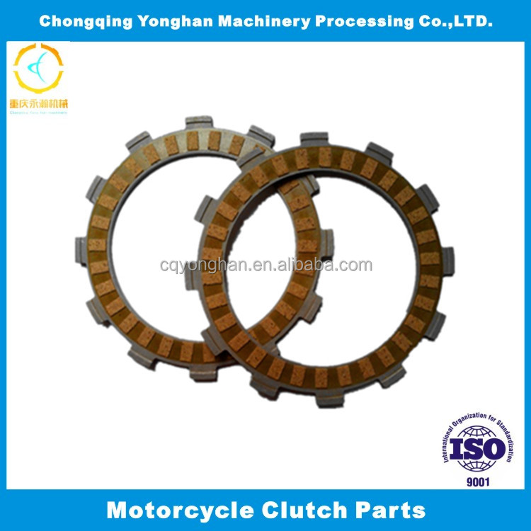 983 Suzuki Motorcycle Clutch Paper Base Friction Disc Clutch Plates