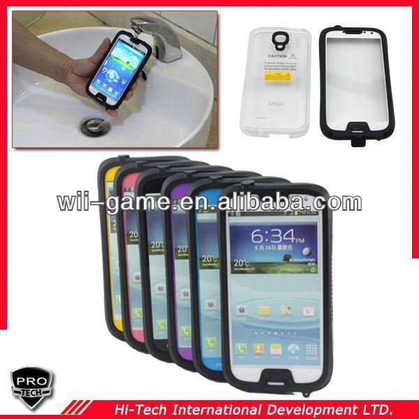 PTRPG-SI019 water resistant case for samsung galaxy s4