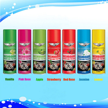 Whole Sale Factory Produced Dashboard Cleaner, Car Dashboard Wax Spray With Different Smells
