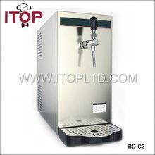 tabletop automatic draft beer tower dispenser for bar