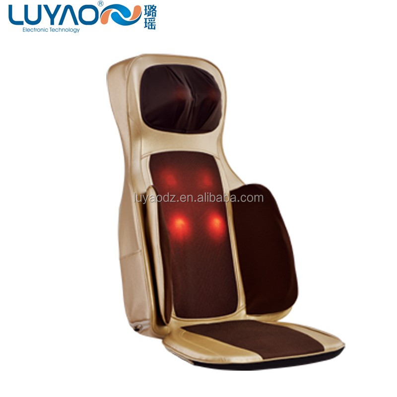 China luxury cheap full body shiatsu vending electric portable massage chair LY-718A