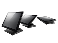 DataVan New modular desig easy service Core i3 i5 i7 CPU 15 inch epos computer for supermarket