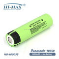 hi-max battery rechargeable Original 3400 mah 18650 battery