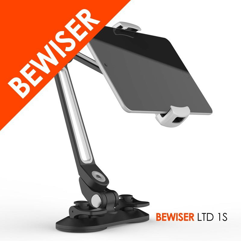 Security Sensor Display Holder Gooseneck Tablet Holder For Tablet PC