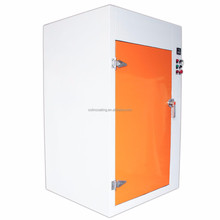 O-1048 Small electric heating powder coating curing oven/drying oven for sale