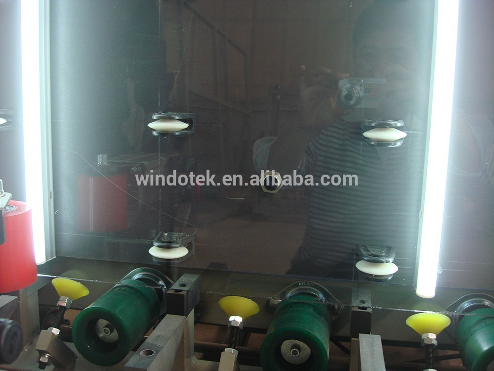 vertical hollow glass machine