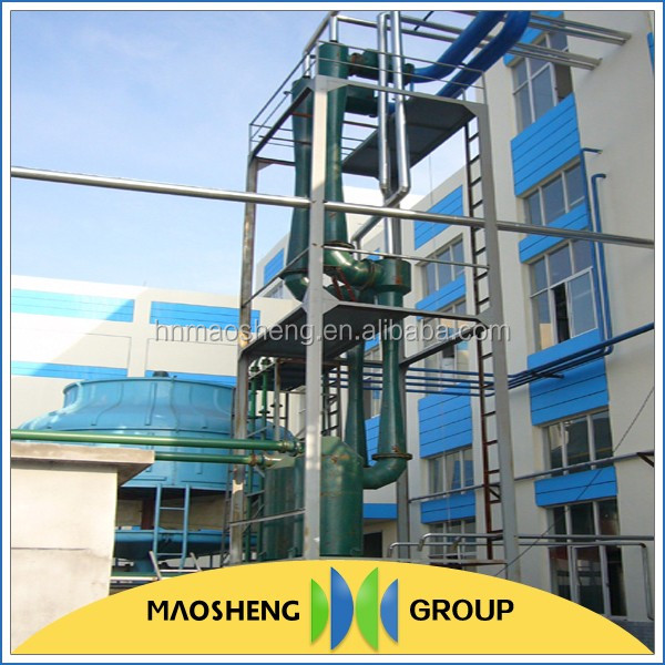 Hot Sale Maosheng Group crude coconut oil refinery plant