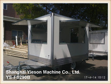 YS-FB290B Multifunction foodtruck camper van