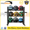 Crossfit Rack with Wheels Soft Medicine Ball Rack