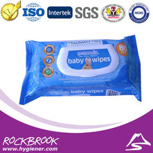 Hot Sale Good Quality Competitive Baby Hand And Mouth Wipe Manufacturer from China