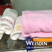 plain dyed made in China carton+compresser+machine+lieuse towel