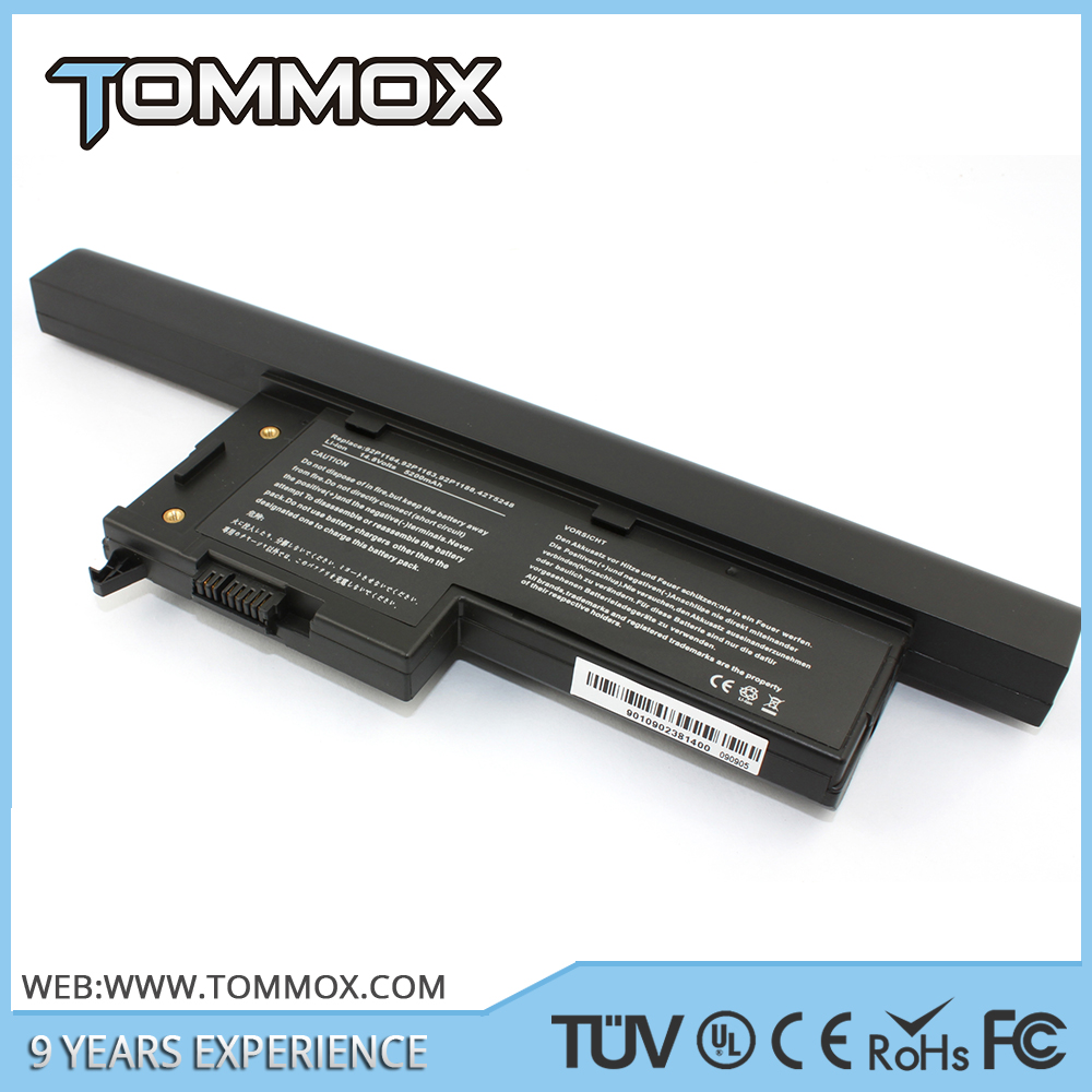 Best price battery for IBM Lenovo ThinkPad X60 X60S X61 X61S Series laptop battery case