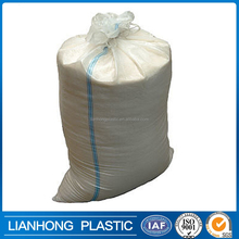 China facotry price transparent pp woven bag 50kg pp bag for grain,transparent Polypropylene Bag for Rice for Food