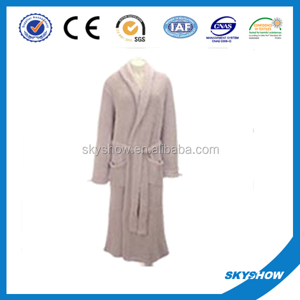 china supplier funky dressing gowns