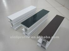 window&door 80 casement plastic pvc profile