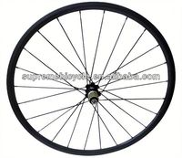 High quality 700c road bicyle for clincher or tubular carbon wheelset carbon 88mm clincher bicycle wheels