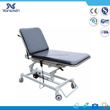 YXZ-7A electric examination couch,2 part electrical exam table
