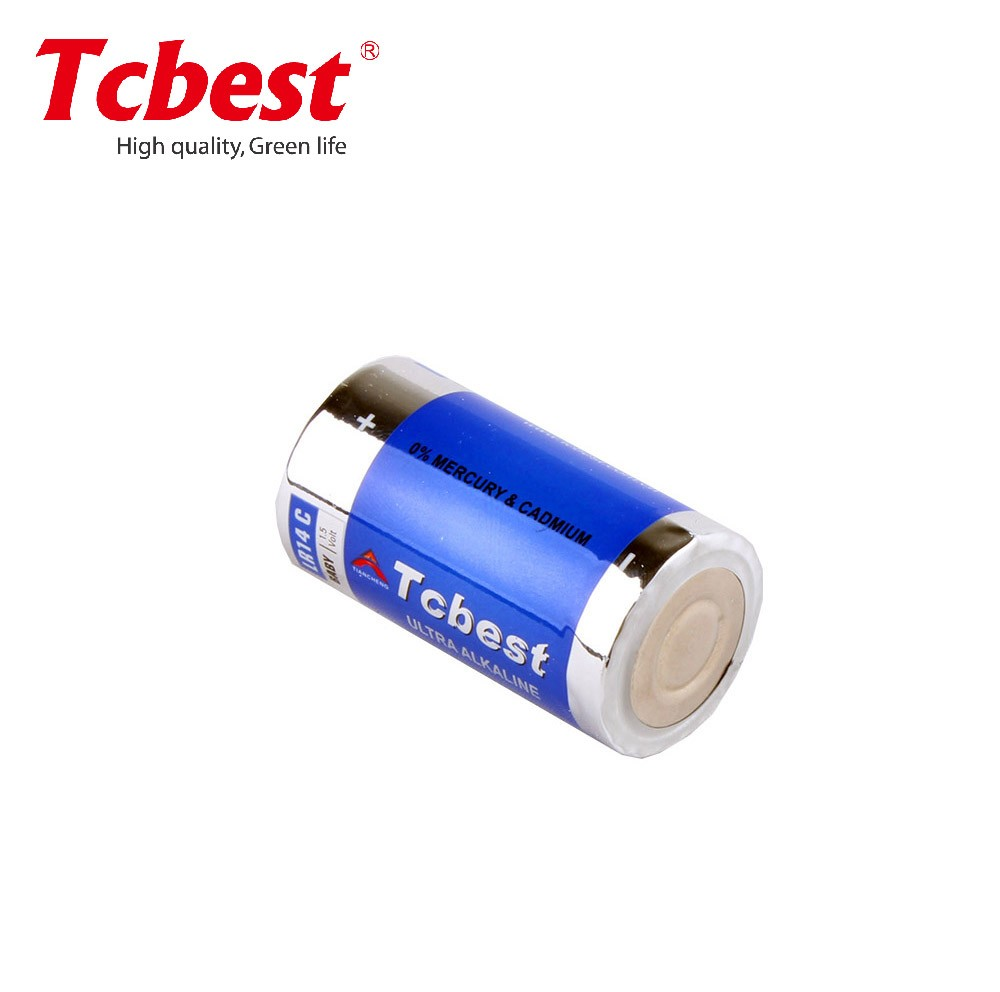 1.5V Industrial Alkaline battery LR14 sizeC AM2 dry battery Zn/MnO2