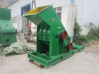 High crushing ratio charcoal crusher for sale
