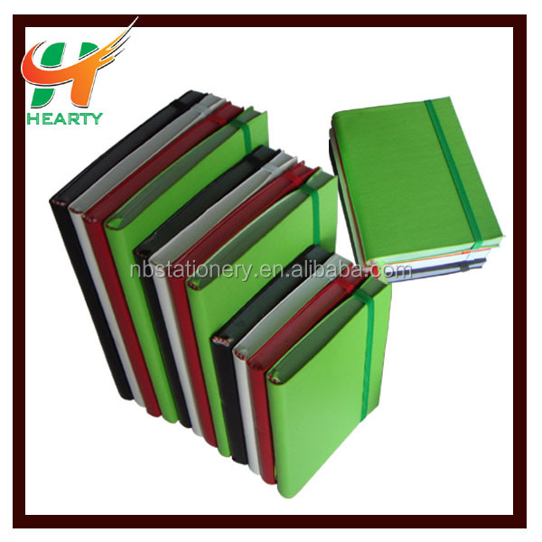 A4 A5 A6 PU Leather Diary Notebook