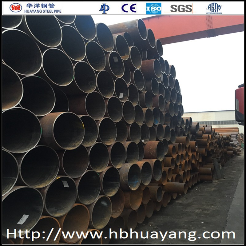 Carbon Steel Grinding Trading Belarus: Low Price Culvert Carbon Steel Pipe Welded