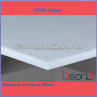 100% virgin material Plastic white PTFE Sheets