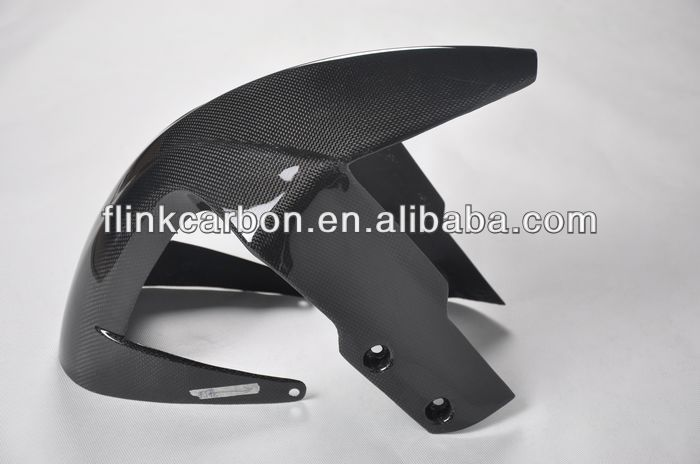 carbon motorcycle for KTM RC8 front fender
