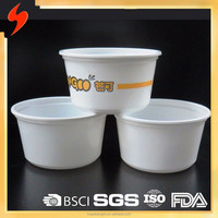 Professional manufacturer 16oz disposable food storage container