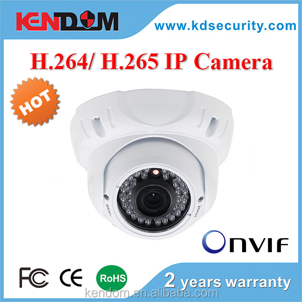 Kendom Top Clear HD Network Surveillance Camera Importers Directly CCTV IP Camera