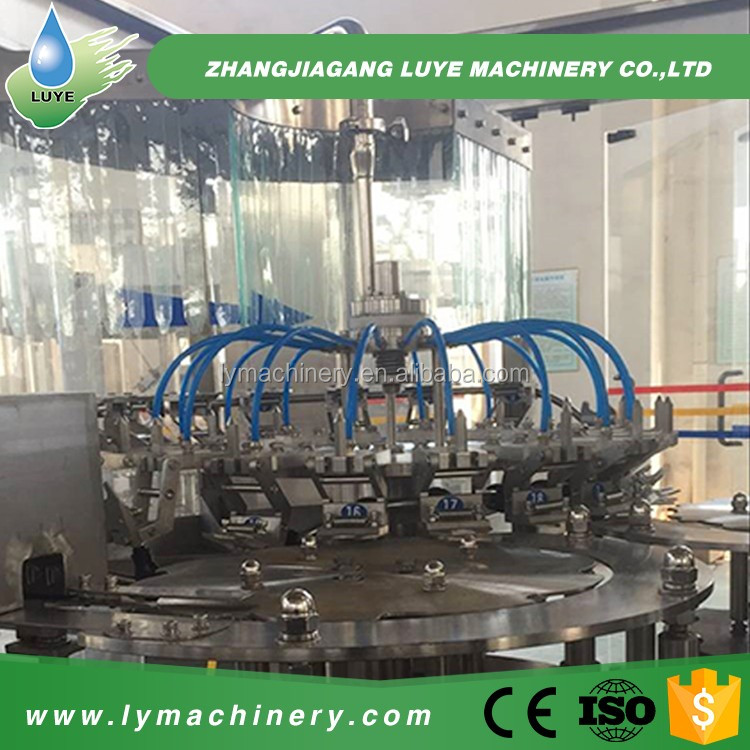 CE Certification Distilled Water Bottle Machine