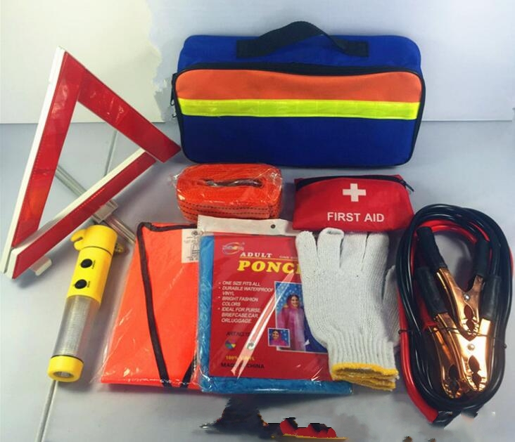 Car Emergency Kit FOR CAMPING
