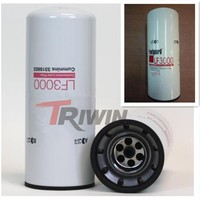 diesel engine lube oil filter manufacture 3318853 auto truck tractor engine parts LF3000 cheap price for sale