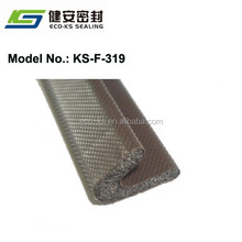 Fire-Proof PU Foam Seals Strip Fire Rated Door Intumescent Seal