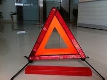 Car Emergency Kits with reflective safety vest and warning triangle