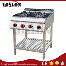 stainless steel stand gas stove