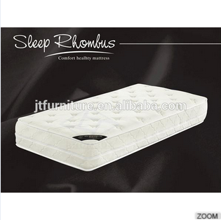 eastern royal compressed foam bed pocket spring mattress with low price